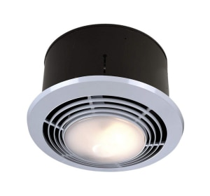 Broan Nutone-9093WH Led Fan With Light