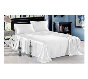 Opulence Bedding Silk Satin Set