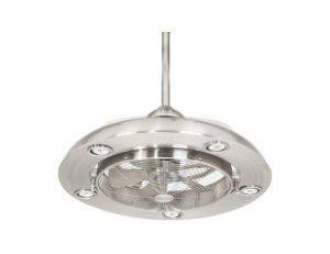 Possini Modern Ceiling Fan with Light
