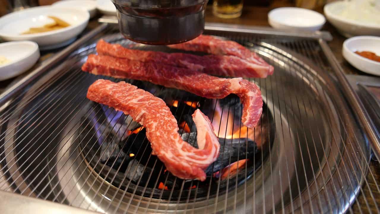 Korean Indoor Grill